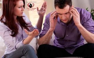 Как восстановить отношения с мужчиной, если вы часто ссорились?