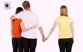 Бывшая жена вмешивается в отношения – как быть?