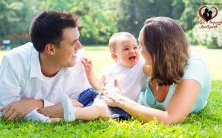 Как помириться с мужем после расставания, если у Вас дети? История Евгении