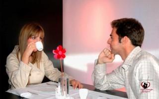 Как удержать мужчину после знакомства. Секрет №1