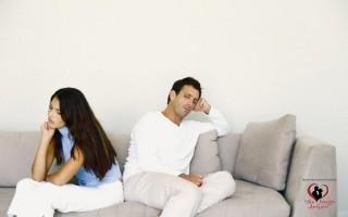 Я разлюбила мужа, что делать?